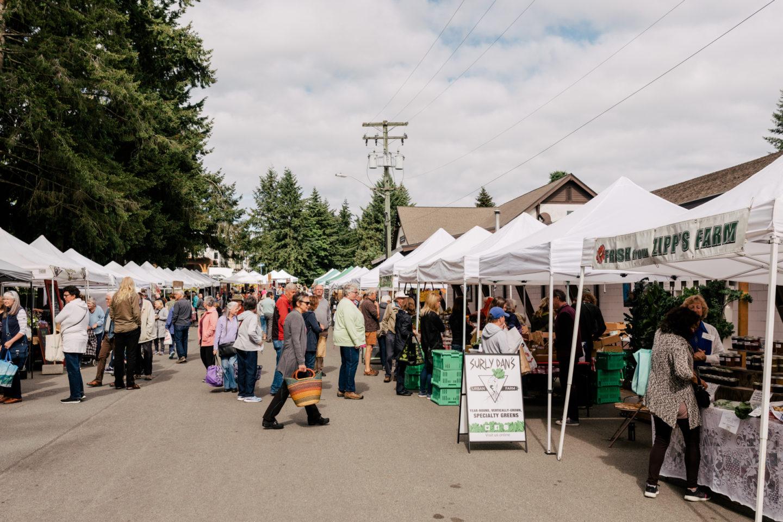 Qualicum Beach Farmers Market - The BC Farmers' Market Trail
