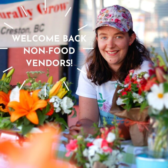 We are so excited to announce that non-food vendors will once again be able to join physical BC farmers' markets! 😍🌸  Visit our website for more info and updates on how our members are staying proactive in keeping everyone safe and healthy by modifying their operations (link in bio).  We appreciate your patience and support. Be kind, be calm, be safe, and see you at the markets! 🥰  photo: #BCfarmersmarkettrail + Anice Wong   #BCFarmersMarkets #BCFarmers #EatLocal #ShopLocal #EatDrinkBC #BuyBC #LocalFood #sharebc #discoverbc